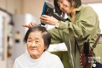 2019/3/11おばあちゃんと写真を撮る日。 - 「三澤家は今・・・」