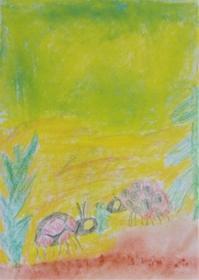 「春」と曲 - 絵画教室アトリえをかく