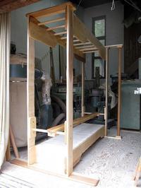 レンタルうんていAタイプW1800×H1800×D1140床板新平均台よじ登り棒No.1626 - MIKI Kota STYLE by Art Furniture Gallery