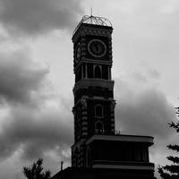 曇り空に - 幻の街