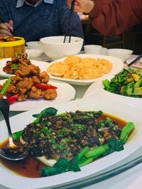 広東料理と昔の同僚 - bluecheese in Hakuba & NZ:白馬とNZでの暮らし