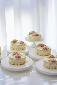 スイーツデコレーション・入門クラス4月コース申し込み開始のお知らせ - Misako's Sweets Blog