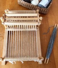 手織り - bonco、、、ぼん子、てんてんてん
