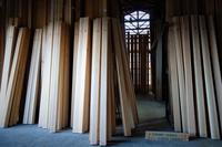 和室柱番付け - SOLiD「無垢材セレクトカタログ」/ 材木店・製材所 新発田屋(シバタヤ)