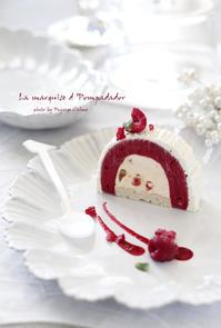 絶品アイスケーキ♡ - フランス菓子教室 Paysage Calme
