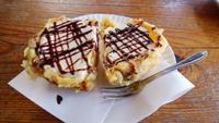 アイスの天ぷら - tokoya3@