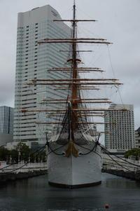 帆船・日本丸に乗船 - マルオのphoto散歩