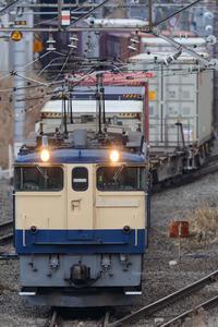 2019/3/16 Sat. 4073レ EF65-2101 - PHOTOLOG by Hiroshi.N