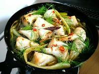 ブリのアゴと島らっきょの鹿児島アヒージョのレシピ(ガスコンロの両面グリルで簡単) - わっぜ美味しい鹿児島としかぷーレシピ