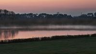 多々良沼の葦焼き(1)・・・ケアラシの夜明け - 『私のデジタル写真眼』