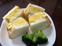だし巻き卵サンド - M's Factory