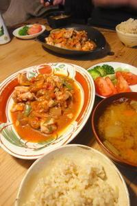 鶏肉と野菜のトマト煮 - 週末は晴れても、雨でも