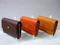 財布・・ファスナーL字広い取り出し口 - 革小物 paddy の作品