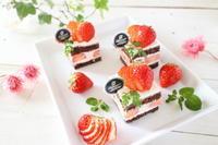 おもてなしケーキ - おうちカフェ*hoppe