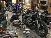 今日のgeemotorcycles は!!3/17 - gee motorcycles