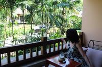 #アヤナリゾート&スパ バリ の、メインレストランで朝食を。車椅子の父とバリ島へ - ツルカメ DAYS