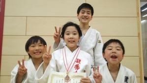19大会6 - 柔道 練馬区 富士見台道場