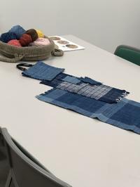 「草木染めの手織りABC」受講生募集中。そして桜染めの結果です。 - 手染めと糸のワークショップ