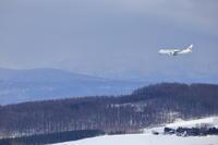 さて今日は・・・~旭川空港~ - 自由な空と雲と気まぐれと ~from 旭川空港~