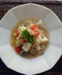 食品ロスをへらす❗️私の養生スープ - 料理研究家ブログ行長万里  日本全国 美味しい話