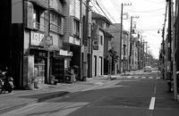 畳屋の通り - そぞろ歩きの記憶