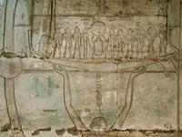 エジプトシンボル太陽の船スカラベイシスネフティス - ひもろぎ逍遥