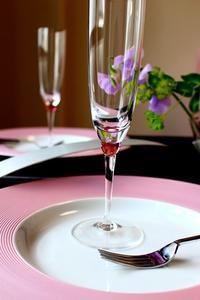 ご案内☆4月スタート!テーブルコーディネート実習クラス - 神戸・芦屋発 お茶とお菓子とテーブルコーディネート