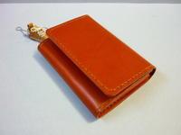 ファスナー「無し」の 財布 - 革小物 paddy の作品