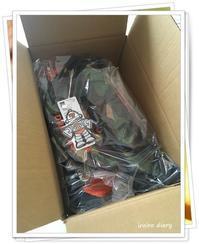 NAOTOさんの「GU×STUDIO SEVENコラボ商品」が届いた♪ - **いろいろ日記**