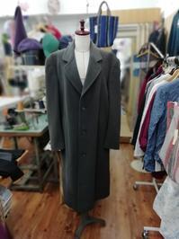コートの大幅なお直し - warmheart*洋服のサイズ直し・リフォーム*