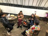 第72回ゆるトーーク~ハウスでカレーを食べる - 農場長のぼやき日記