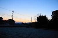 朝の風景 - きょうから あしたへ その2