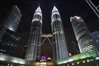 【ペトロナス・ツインタワー】マレーシア旅行 - 18 - - うろ子とカメラ。