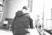 背中で語る - カメラノチカラ