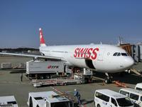スイス国際航空に乗る - イ課長ブログ