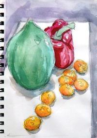 3原色野菜 - ryuuの手習い