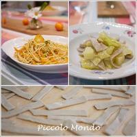 3月のPasta Classが終了しました♪ - Romy's Mondo ~料理教室主宰Romyの世界~