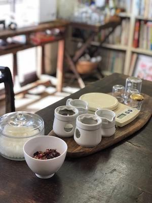 インストは実習へ - 千葉の香りの教室&香りの図書室 マロウズハウス