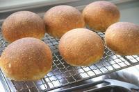 パンが焼けました~ - こころ惹かれて