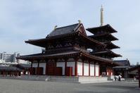 四天王寺の彼岸 上(Shitenno-ji Temple in Equinoctial week1) - ももさへづり*やまと編*cent chants d'une chouette (Yamato*Japon)
