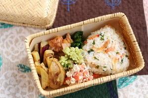 わたしのお弁当と、竹製品などの管理方法。 - キラキラのある日々