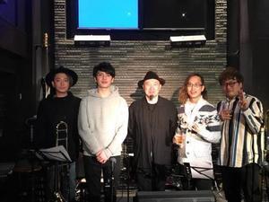 W Birthday Live 感謝!! - Trombone奏者 村長のブログ