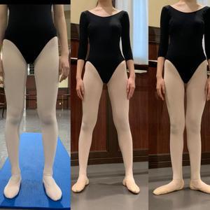 身体改造 1ヶ月で 脚の形はこうなりました。。。 -