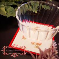 『Glass Coasters』 - カルトナージュ教室 ~ La fraise blanche ~