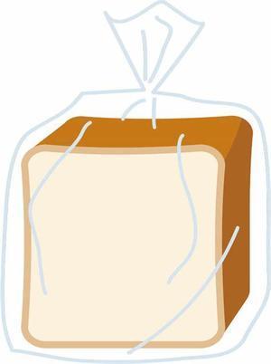 不味いパンと外見だけの食器 - 楽なログ