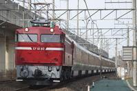 EF81-80【カシオペア黒磯訓練】 - EH500_rail-photograph