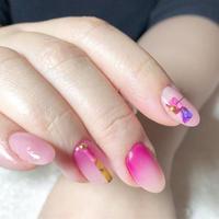 桜が満開の北海道のGW。 - 札幌駅近くのジェルネイルサロン☆nailedit:ネイルエディット