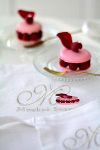 Misako's Sweets オリジナルエプロン 春のキャンペーン - Misako's Sweets Blog