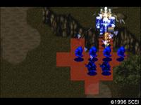 アークザラッド2/普通に遊んでモンスターと人間の性能差を把握する - 地球の裏