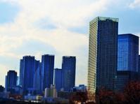 青色の街スナップ - のーんびり hachisu 日記